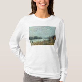 After the Thaw, the Seine at Suresnes Bridge T-Shirt