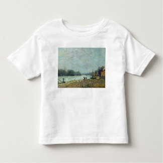 After the Thaw, the Seine at Suresnes Bridge Toddler T-shirt