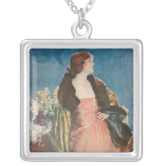 After the Theatre Square Pendant Necklace