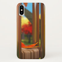 After the Wind iPhone Case-Mate