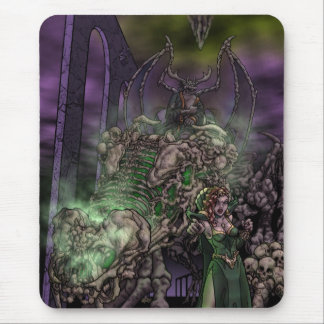 After Them! Mouse Pad