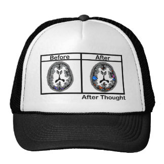 After Thought Trucker Hat