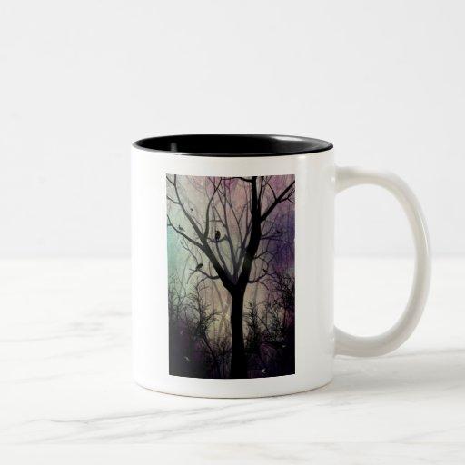 After Twilight Two-Tone Coffee Mug