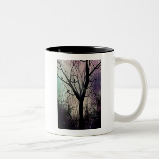 After Twilight Two-Tone Coffee Mug