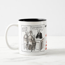 AFTER-WORDS Series - CHAS Two-Tone Coffee Mug