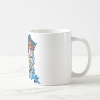 After work RK the coast Classic White Coffee Mug