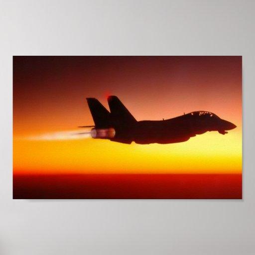 14 afterburner sunset - photo #23