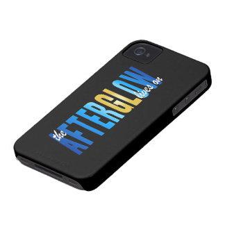 Afterglow Blackberry Case