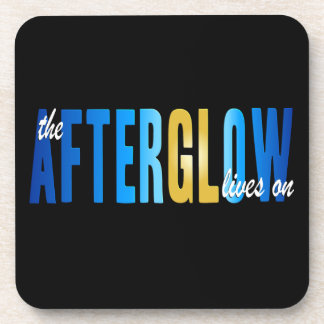 Afterglow Coasters