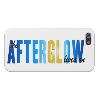 Afterglow Iphone Case iPhone 5/5S Cover