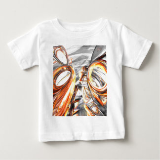 Afterglow Pastel Abstract Baby T-Shirt