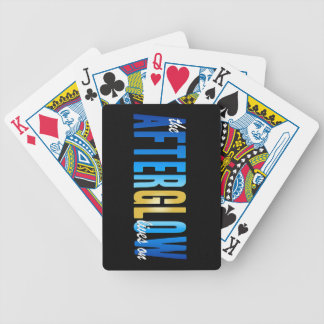 Afterglow Playing Cards