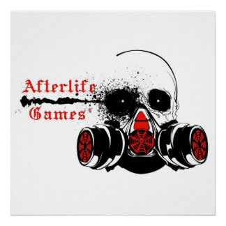 Afterlife Games Fine Art Print