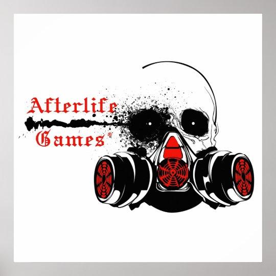 Afterlife Games Fine Art Print