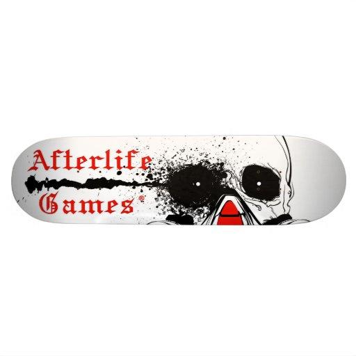 Afterlife Games Skateboard