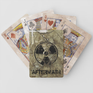 AFTERMATH BICYCLE PLAYING CARDS