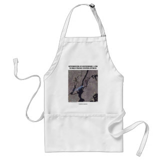 Aftermath Of September 11th World Trade Center Adult Apron