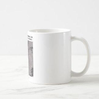 Aftermath Of September 11th World Trade Center Basic White Mug