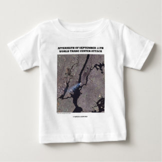 Aftermath Of September 11th World Trade Center Tshirt