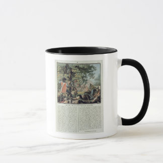 Aftermath of the Battle of Ivry (1590), engraved b Mug