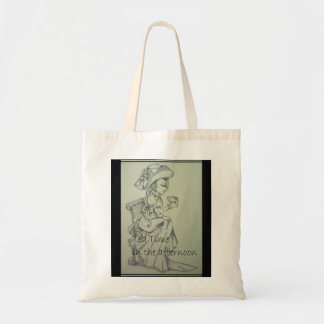 afternnon tea tote bag