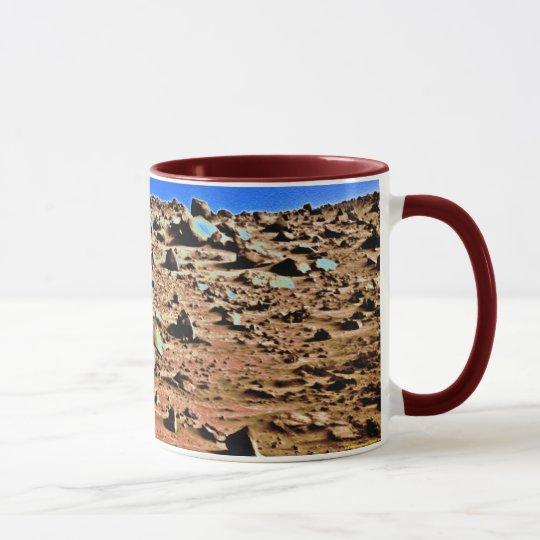 Afternoon At Gusev Mug