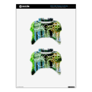 Afternoon at the French Cafe Xbox 360 Controller Skins