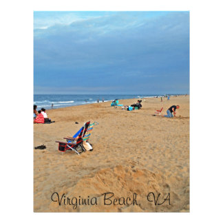 Afternoon Beach Fun Letterhead