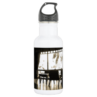 Afternoon Chats Stainless Steel Water Bottle
