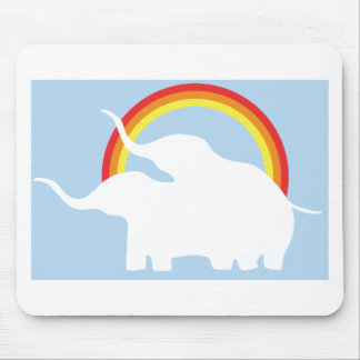 Afternoon Delight Mouse Pads