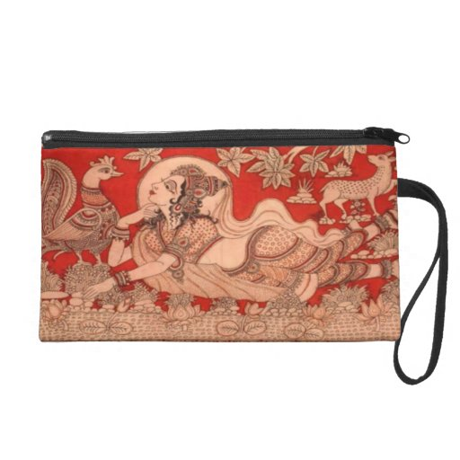 Afternoon Delights Wristlet Clutch