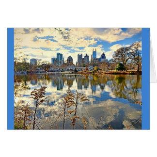 Afternoon in Atlanta Card
