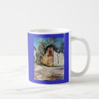 AFTERNOON IN RIMAGGIO / Tuscany View Coffee Mug