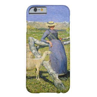 Afternoon in the Alps, 1892 (oil on canvas) Barely There iPhone 6 Case