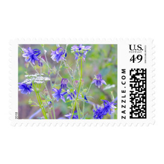 Afternoon In The Garden Postage