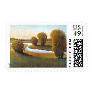 Afternoon Light V Stamps