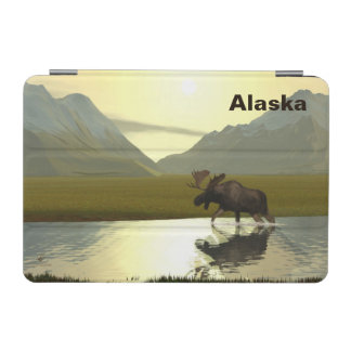 Afternoon Moose iPad Mini Cover