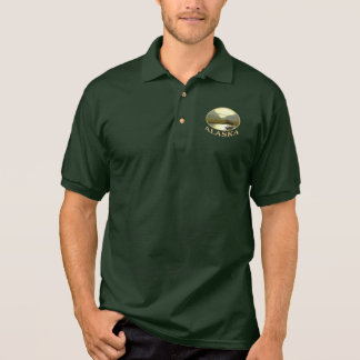 Afternoon Moose Polo T-shirts