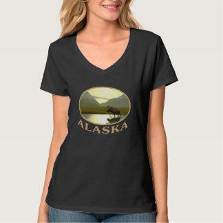 Afternoon Moose Shirt