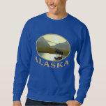 Afternoon Moose Sweatshirt