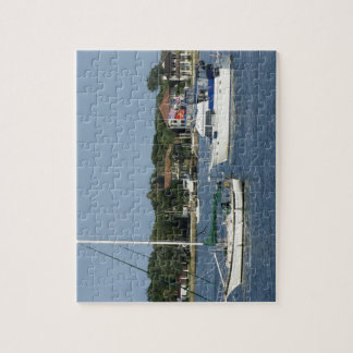 Afternoon on the Bay Jigsaw Puzzle