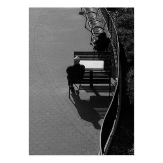 Afternoon on the Promenade Photo ATC Large Business Cards (Pack Of 100)