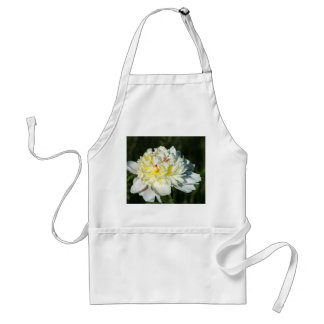 Afternoon Peony Adult Apron