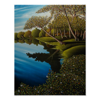 """""""Afternoon Reflections"""" Posters"""