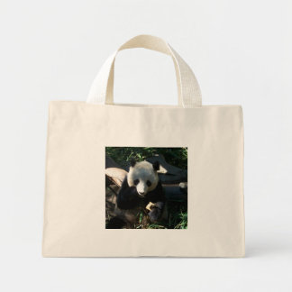 Afternoon Snack Mini Tote Bag