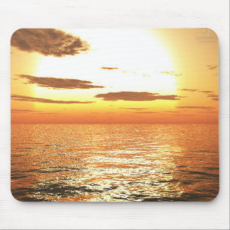 Afternoon Sun Mouse Pad