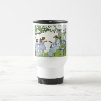 Afternoon Tea 1913 15 Oz Stainless Steel Travel Mug
