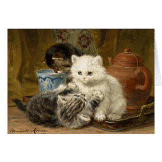 Afternoon Tea Greeting Cards Zazzle
