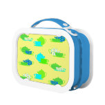 Afternoon Tea Pattern Yubo Lunchboxes