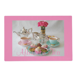 Afternoon Tea Placemat